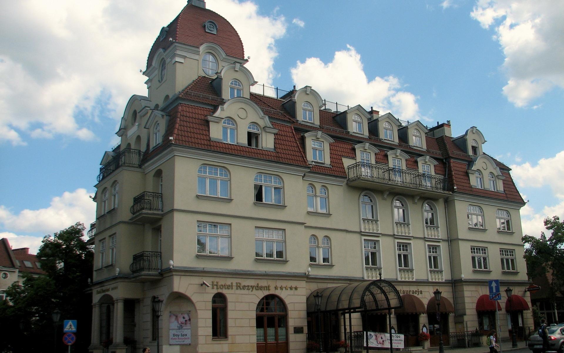 Hotel Rezydent Sopot Spa